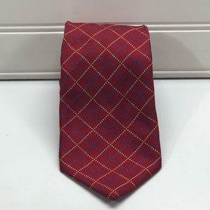 Thomas Pink Mens silk tie